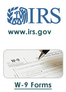 IRS W9 Forms